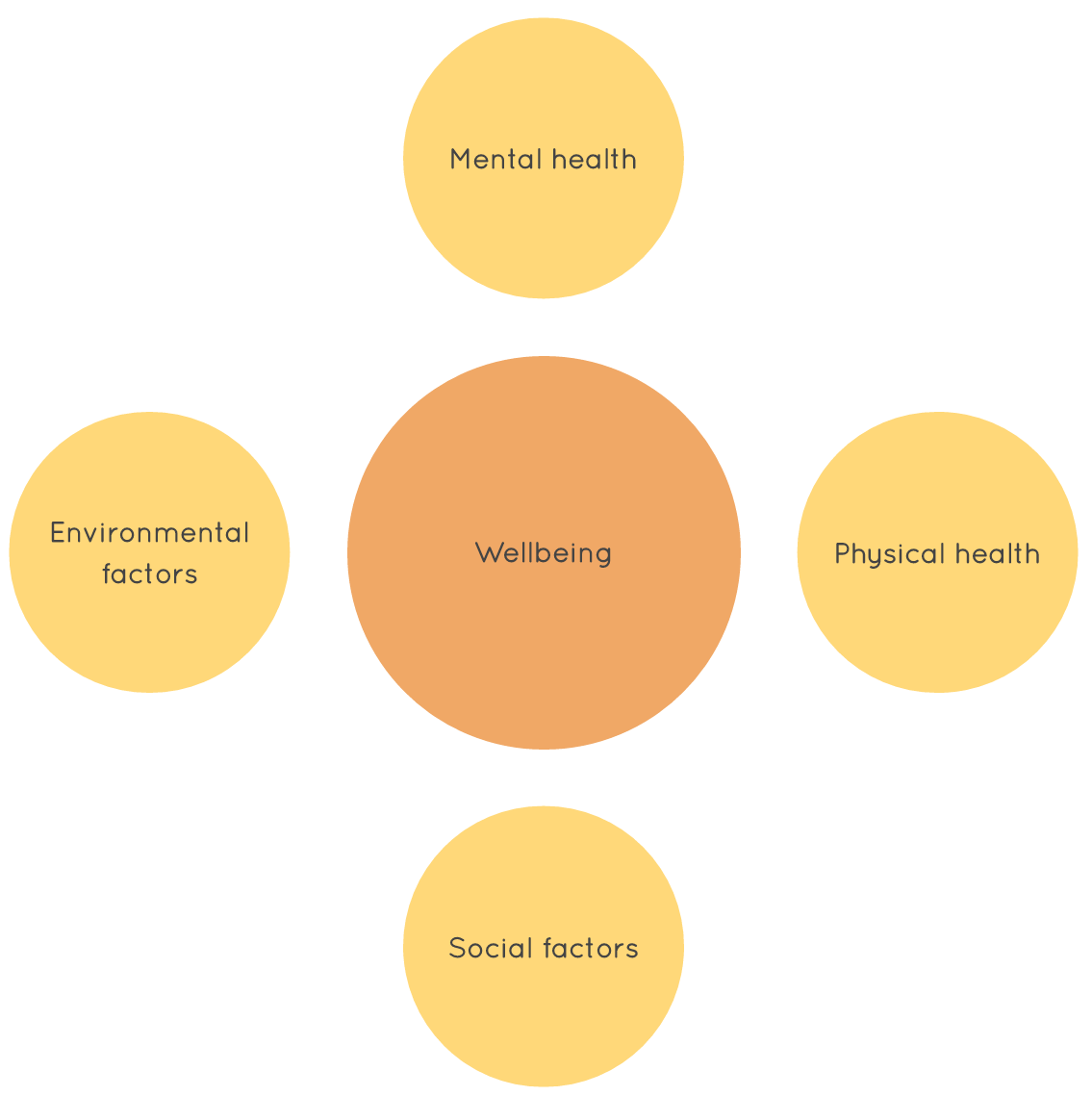 Figure 1: Holistic health care framework